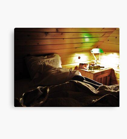 Motel Ambiance Canvas Print