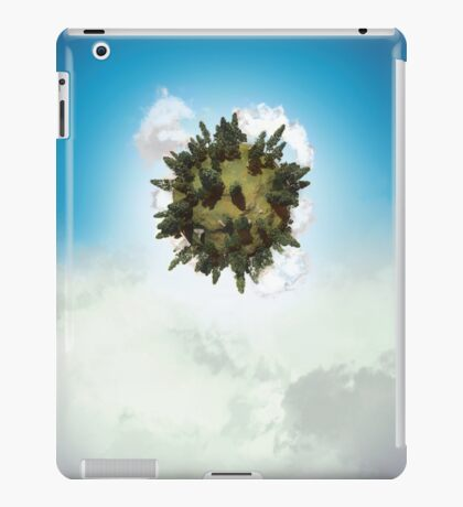 Tiny Planet iPad Case/Skin