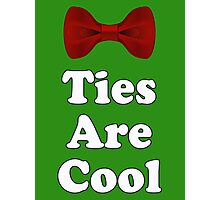 Cool Baby Onesie PJ Jumpsuit - Bow Ties - T-Shirt Greeting Card Photographic Print