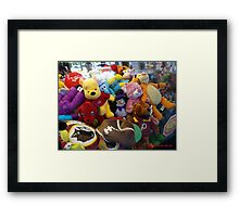 "all that ""stuff"" Framed Print"