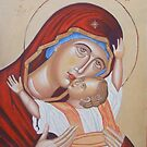 Mother and Son by jovica
