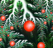 UF Christmas Tree by wolfepaw