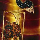 Javanese Wayang Golek  portrait by patjila