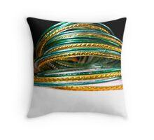 Color fest 3 Throw Pillow