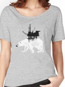 Save the Polar Bear Women's Relaxed Fit T-Shirt