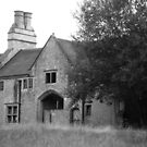 Annesley Hall Gatehouse, former home of Lord Byron by Matthew Duffy