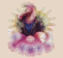 You Were Born Broken by Draikinator