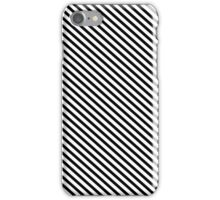 Black Bars iPhone Case/Skin