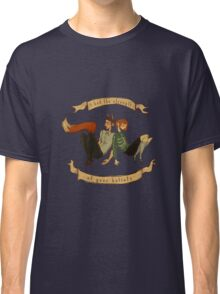 The Strength of Your Beliefs Classic T-Shirt