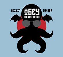 Resist Summer Obey Cthulhu Unisex T-Shirt