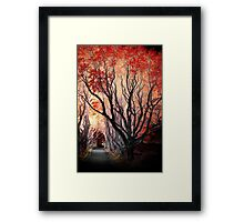 Powerful One Framed Print