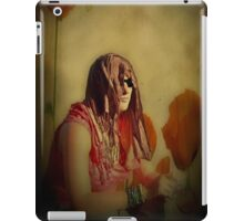 At peace with poppies iPad Case/Skin