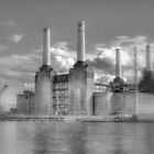 Battersea Power Station London hdr by AndyV