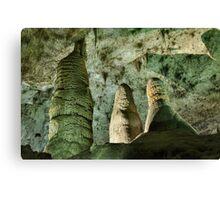 Hall Of Giants - Carlsbad Caverns Canvas Print