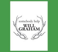 Help Will Graham Baby Tee