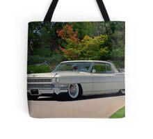 1963 Cadillac Coupe DeVille Tote Bag
