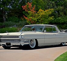1963 Cadillac Coupe DeVille by DaveKoontz