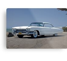 1959 Cadillac Coupe DeVille Metal Print