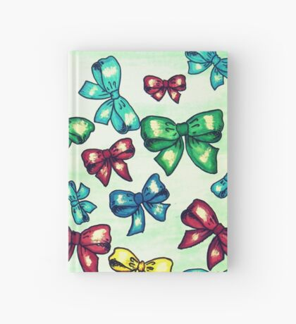 Bow Hardcover Journal