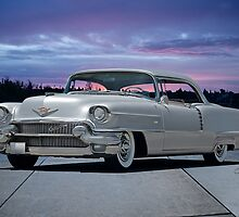 1955 Cadillac Coupe DeVille by DaveKoontz