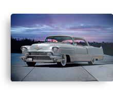 1955 Cadillac Coupe DeVille Metal Print