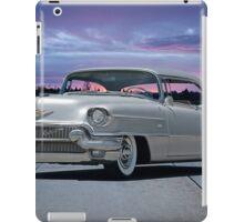 1955 Cadillac Coupe DeVille iPad Case/Skin