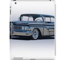 1959 Edsel Ranger 'Custom' iPad Case/Skin