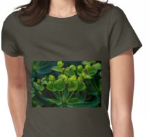 Euphorbia Womens Fitted T-Shirt