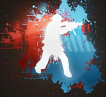 Counter Strike: Global Offensive - Play Pro, Go Pro by atparker