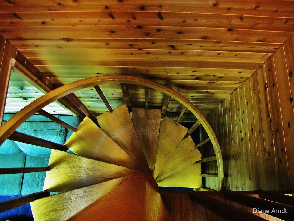 Upstairs Downstairs by Diane Arndt