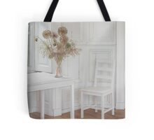 The White Room Tote Bag