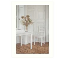 The White Room Art Print