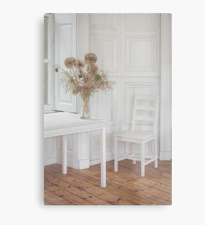The White Room Metal Print