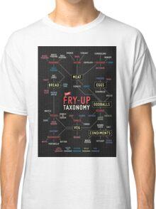 Fry up taxonomy Classic T-Shirt