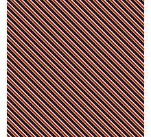 Sweet Striped Photographic Print
