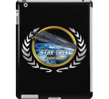 Star trek Federation of Planets Cerberus 2 iPad Case/Skin