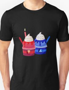 Universe Ice Cream - Made Of Love Unisex T-Shirt