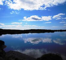 NI lake by Colorart