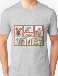 Season's Greetings from Africa T-Shirt