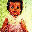 "My 1956 ""Tiny Tears"" Doll by Deborah Lazarus"