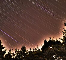 Perseids but no meteors... by Sylvain Dumas