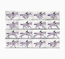 Eadweard Mulbridge with Unicorns! by Hungrythumbs