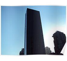 skyscraper 1 Poster