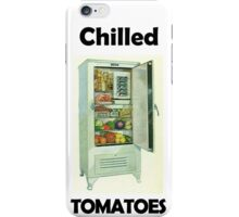 Chilled Tomatoes iPhone Case/Skin