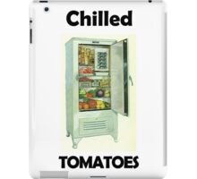 Chilled Tomatoes iPad Case/Skin