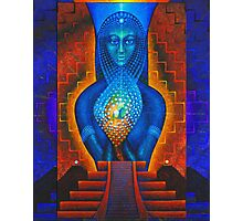 Starlight (Temple of the Dawn) Photographic Print