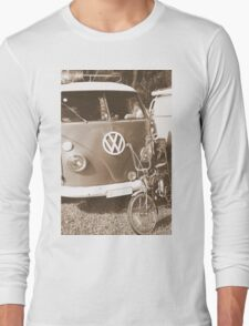 Old dragster Long Sleeve T-Shirt