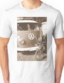 Old dragster Unisex T-Shirt