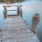 Georges River Reflections by Michael Matthews