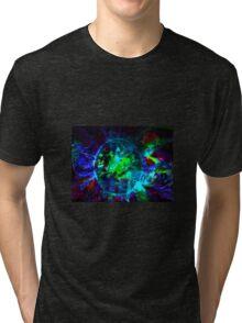 The spiritual realm Tri-blend T-Shirt